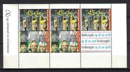 Nederland Pay Bas Olanda Netherlands 1981, Kinderzegels Child Welfare Year Of The Disabeled **, MNH, S/S - Periode 1980-... (Beatrix)