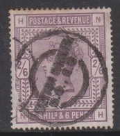 Great Britain SG 178 1883 2sh And 6d Lilac, Used - 1840-1901 (Victoria)