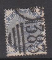 Great Britain SG 187 1883 Half Penny Slate-blue, Used - 1840-1901 (Victoria)
