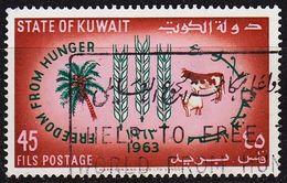 KUWAIT [1963] MiNr 0186 ( O/used ) - Kuwait