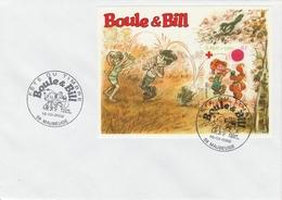1122.  BOULE & BILL - Bandes Dessinées