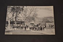 Carte Postale 1900 Toulon Mourillon Boulevard Bazeilles Très Animée - Toulon