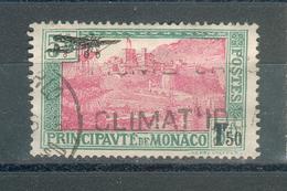 MONACO ; Aériens ; 1933 ; Y&T N° 1 ; Oblitéré - Poste Aérienne