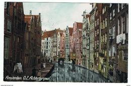 AMSTERDAM:  O.Z. ACHTERBURGWAL  -  TO  UNITED  KINGDOM  -  FP - Amsterdam