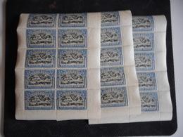 BOEKJE NR  67X3  2DE OPLAGE - 1894-1923 Mols: Ungebraucht