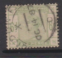 Great Britain SG 194 1883 6d Dull Green, Used - 1840-1901 (Victoria)