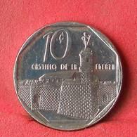 CUBA 10 CENTAVOS 1994 -    KM# 576,1 - (Nº28427) - Cuba