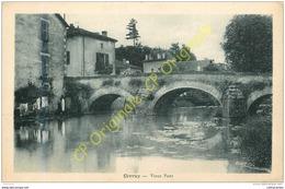 86. CIVRAY .  Vieux Pont . - Civray