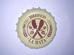 CAPS, TAPPO CORONA, BIRRA ARTIGIANALE BIRRIFICIO LA MATA ITALY 2011 (9) - Cerveza