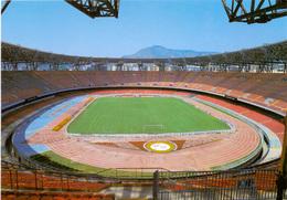Postcard Stadium Napoli San Paolo Stadion Stadio - Estadio - Stade - Sports - Football -  Soccer - Football