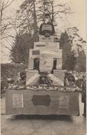 SAINT JAMES - Carte Photo De La Mi Carême 1926 - Char Des Impots ( Carte Animée Et Rare ). - Otros Municipios