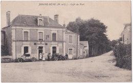 49. JUIGNE-BENE. Café Du Port - France