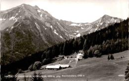 Naturfreundehaus Handlalm, Gegen Reichenstein (49923) * 23. 3. 1960 - Vordernberg