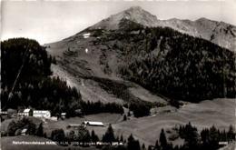 Naturfreundehaus Handlalm, Gegen Polster (44161) * 26. 8. 1964 - Vordernberg