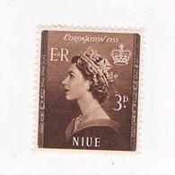 Niue 104 MNH QE II 1969 (N0646) - Niue
