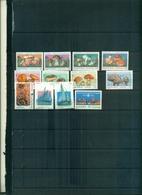 ESPAGNE CHAMPIGNONS I-II-VOILES 94-NOEL 94-FOIRE DE LOGRONES 12 VAL NEUFS A PARTIR DE 0.75 EUROS - 1991-00 Neufs