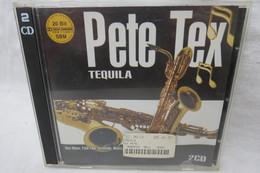 "2 CDs ""Pete Tex"" Tequila - Instrumental"