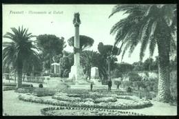 FRASCATI - ROMA - INIZI 900 - MONUMENTO AI CADUTI - Monumenti Ai Caduti