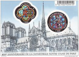 FRANCE BLOC 850EM ANNIVERSAIRE DE LA CATHEDRALE NOTRE DAME DE PARIS NEUF** 2013 -  F 4714 - - Ungebraucht