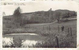 KEMMEL - Vue Vers Le Mont / Zicht Naar Den Berg - - Heuvelland