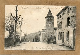 CPA -environs De CHAVANAY (42) - VERLIEU - Aspect Du Hameau En 1905 - Otros Municipios