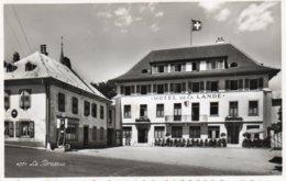 VAUD - LE BRASSUS - HOTEL DE LA LANDE - VD Vaud