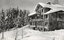 CRANS SUR SIERRE - HOTEL DU PAS DE L'OURS - VS Valais