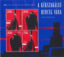 Bela Bartok Musik Klavier Postkasten - Ungarn