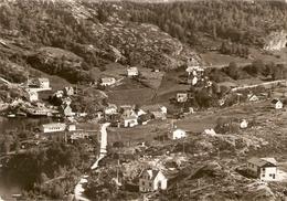 Noorwegen : Tyssebotn Panorama1968 - Norvège