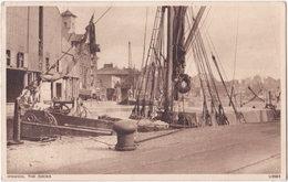 IPSWICH. The Docks. 3983 - Ipswich