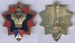 Insigne De La Direction Du Génie Des Forces Françaises En Allemagne - Armée De Terre