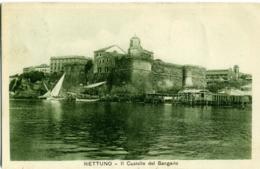 NETTUNO  ROMA  Castello Del Sangallo - Roma