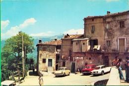 MONTORIO IN VALLE. Piazza Del Popolo. Auto, Macchina. 420 - Rieti