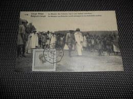 Congo Belge ( 6 )  Belgisch Kongo  -    N° 116 - Congo Belga - Otros