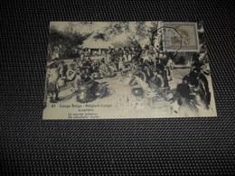 Congo Belge ( 11 )  Belgisch Kongo  -    N° 87   Achthoekige Stempel  THYSVILLE - Belgisch-Congo - Varia