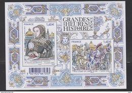 2016-N°F5067** LES GRANDES HEURES DE L'histoire De France - France