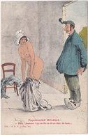 PAYSANNERIES GRIVOISES. 2682. Hein ! Jeannot ! Qu'en Dis-tu De Ce Clair De Lune - Humour