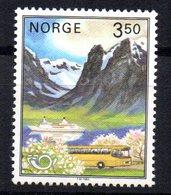 Sello Nº 838   Noruega - Barcos