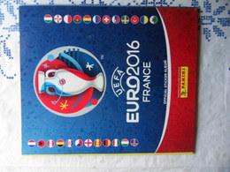 ALBUM UEFA EURO 2016 NEUF - Panini
