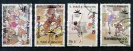 [800613]St Thomas Et Prince 1989, Sports Olympiques, SC - Sao Tome Et Principe