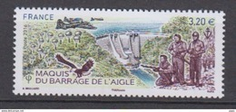 2016-N°5078** MAQUIS DU BARRAGE DE L'AIGLE - Unused Stamps