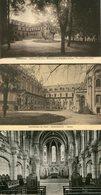 BORDEAUX - INSTITUTION Du PARC - LOT De 3 CPA - - Bordeaux