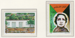1982 - ALGERIA - Yv.  Nr.769+771 - NH - (UP131.47) - Algeria (1962-...)