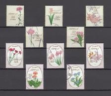 Japan 2013 - Seasonal Flowers Series 5, 52 & 82 Yen, Michelnr. 6277-86 - 1989-... Keizer Akihito (Heisei-tijdperk)