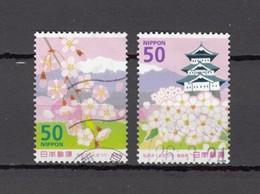 Japan 2013 - Hometown Festivals Series 9, Michelnr. 6322-23 - 1989-... Keizer Akihito (Heisei-tijdperk)