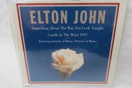 "Maxi CD ""Elton John"" Candle In The Wind - Disco, Pop"