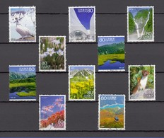 Japan 2013 - Travel Scenes Series 17, Michelnr. 6334-43 - 1989-... Keizer Akihito (Heisei-tijdperk)