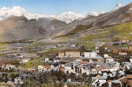GUILLESTRE - Route Des Grands Cols - Montagnes De La Vallouise - Le Pelvoux - Guillestre