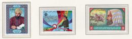 1983 - ALGERIA - Yv.  Nr.785+786+791 - NH - (UP131.47) - Algeria (1962-...)