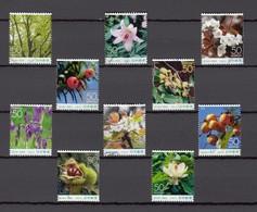Japan 2013 - National Afforestation Campaign, Michelnr. 6374-83 - 1989-... Keizer Akihito (Heisei-tijdperk)